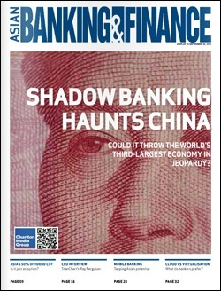 Rivista &quot;Asian Banking & Finance&quot; (Agosto, 2012)