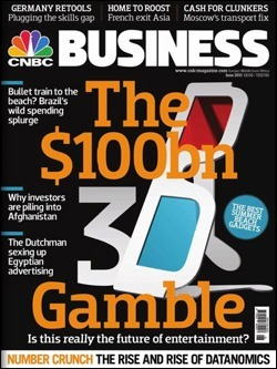 "Majalah ""CNBC Business"" (Juni, 2011)"