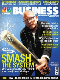 "Majalah ""CNBC Business"" (Mei, 2011)"