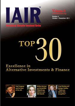 IAIR Magazine, October  December 2011
