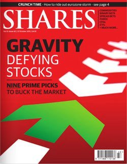 Rivista SHARES (Ottobre, 2011)