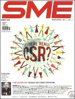 SME Magazine, August 2012