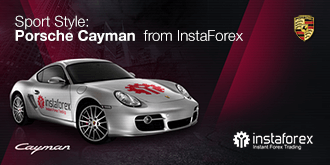 The best forex broker presents its clients with a high-class car.
