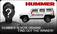Hummer laimėtojas