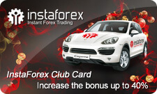 Club Card Instaforex